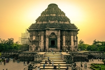 Konark Sun Temple UNESCO World Heritage Site Konark Odisha India
