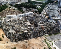 Kowloon Walled City Hong Kong