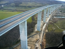 Krshegyi Viaduct Hungary