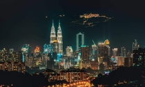 Kuala lumpur and you can also see genting highlands