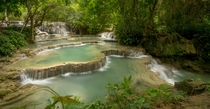 Kuang Si Falls Laos This place is incredible