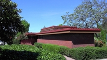 Kundert Medical Clinic San Luis Obispo California by Frank Lloyd Wright   OC