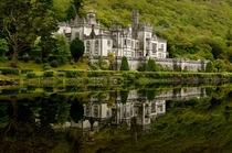 Kylemore Abbey Co Galway Ireland