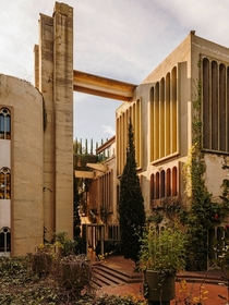 La Fbrica the cement factory that became architect Ricardo Bofills home and office