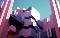 La Muralla Roja Apartment in Calpe Spain