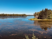 La Source Kouchibouguac National Park New Brunswick Canada x