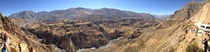 Ladies and gentlemen the beautiful Colca Canyon in Peru OC x