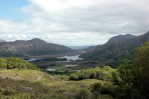 Ladies View Ring of Kerry Ireland