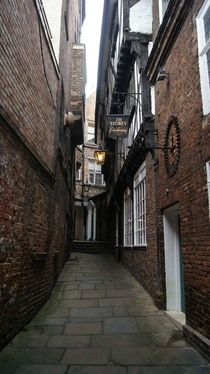 Lady Pecketts Yard York England p