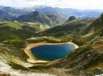 Lago Ausente picos de Europa north of Spain  photo by Luis Angel