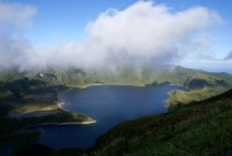 Lagoa do Fogo Sao Miguel the Azores