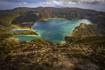 Lagoa do Fogo So Miguel Island Azores