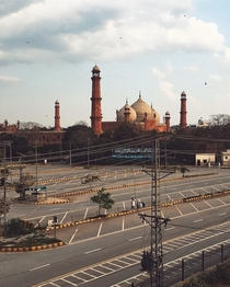 Lahore Pakistan - I havent seen it this quiet in my life - lostinmyskies