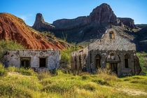 Lajitas Church Big Bend Texas By pedro lastra x