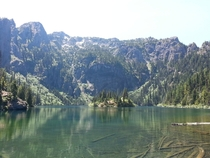 Lake Angeles Olympic National Park