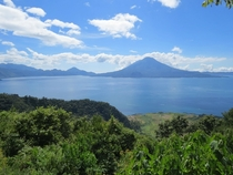 Lake Atitlan Guatemala by Metallicmaniac