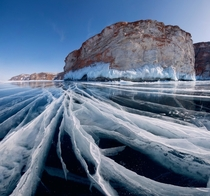 Lake Baikal Siberia The worlds oldest and deepest freshwater lake Photo by Elefterios Papadakis