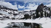Lake Blanche and Sundial Peak Utah