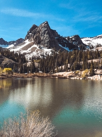 Lake Blanche - Big Cottonwood Canyon Utah   x