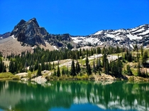 Lake Blanche in Cottonwood Canyon Utah  camrunh