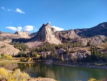 Lake Blanche near Salt Lake City Utah