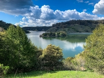 Lake Chabot Northern California
