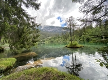 Lake Cresta Flims Switzerland