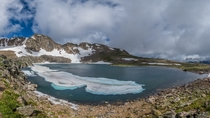 Lake Dorothy  - The highest named lake in Indian Peaks Wilderness Colorado