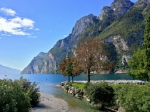 Lake Garda Italy From a different perspective as the picture I posted last week