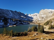 Lake Isabelle Colorado