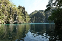 Lake Kayangan Coron Island Philippines