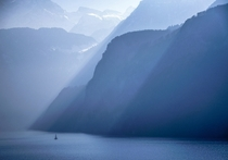 Lake Lucerne Switzerland  by CDK