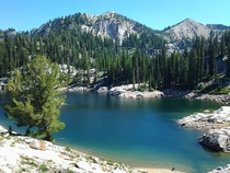 Lake Mary - Brighton UT