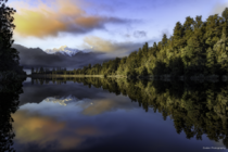 Lake Matheson - New Zealand -