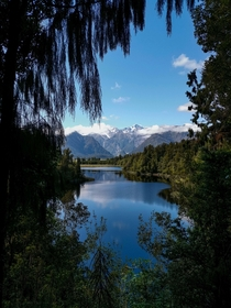 Lake Matheson New Zealand x