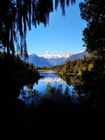 Lake Matheson NZ