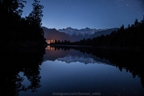 Lake MathesonNew Zealand  OC