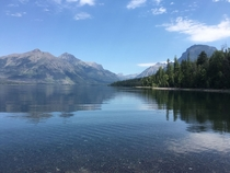 Lake McDonald - Glacier National Park MT