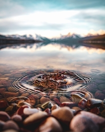 Lake McDonald Montana  IG _stephenflynn