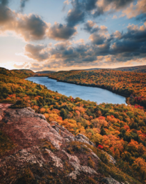 Lake of the Clouds Porcupine Mountains MI  Instagram grantplace