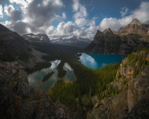 Lake OHara Yoho National Park Alberta Canada IG dylanfraley