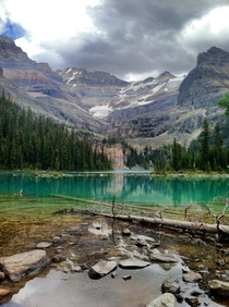 Lake OHara Yoho National Park British Columbia
