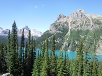 Lake OHara Yoho National Park Canada