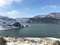 Lake Owyhee State Park Oregon -