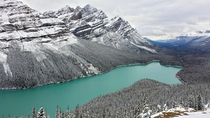 Lake Peyto Taken by me