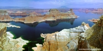 Lake Powell - Gunsight Butte - Wayne Wilmoth Photography