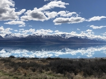 Lake Pukaki - Canterbury New Zealand