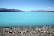 Lake Pukaki Canterbury NZ OC
