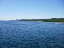 Lake Superior at Katherines Cove Ontario  OC