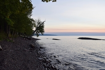 Lake Superior Michigan
